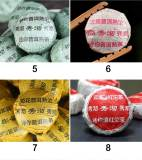 50pcs 10 kinds Flavor Mini Tuo cha Pu er tea Yunnan Puer TuoCha Chinese tea