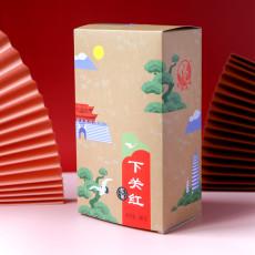 Xiaguan Hong * 2020 Xiaguan Dian Hong Black Tea 300g Yunnan Fengqing Dianhong