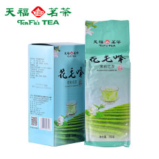 TenFu's TEA Jasmine Flower Maofeng Tea Green Organic Jasmine Green Tea 250g