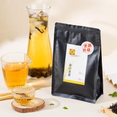 Jin Bai Long Cha Supreme Organic Taiwan High Mountain GABA Oolong Tea 50g (Strips Shape) GABA TEA