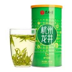 Premium West Lake Dragon Well Long Jing Tea Longjing Organic Green longjing 250g