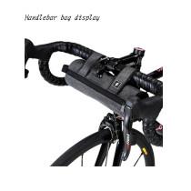 SAHOO[112004] Bicycle Bag Cycling Waterproof Insulation Cold Bags Nylon Material Mountain Bike Accessories Handlebar Bag Bag For Bicycle 112004