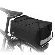 Sahoo [142001] Roswheel Series Bike Bicycle Thermal Insulated Trunk Bag  Cooler Lunch Bag Pannier Pack With Shoulder Strap 8L