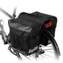 SAHOO [142004] Series 2 in 1 Mountain Road Bicycle Bike Trunk Bags Cycling Double Side Rear Rack Tail Seat Pannier