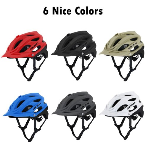 CAIRBULL Bicycle Helmet MTB Road Cycling Mountain Sports Safety Bike Helmet