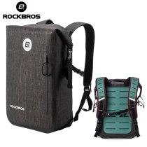 ROCKBROS AS-030 24L Waterproof Bike Bicycle Bag Cycling Bike Backpack Casual School Bags Outdoor Travel Hiking Camping Sport Backpack