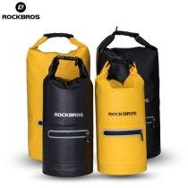 ROCKBROS.[AS-024] 10L 20L Waterproof Bike Bicycle Bags Foldable Cycling Bags Outdoor Storage Package Panniers Rainproof Bike accessories