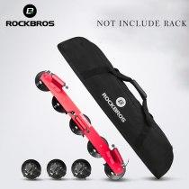 ROCKBROS.[H14BK] Storage Bag for Bicycle Rack Suction Roof-Top 45L Large-Capacity Cycling Waterproof Bag PVC Portable Black Bike Package
