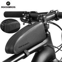 ROCKBROS.[AS-019] Cycling Bike Bicycle Top Front Tube Bag Waterproof Frame Bag Big Capacity MTB Bicycle Pannier Case Bike Accessories