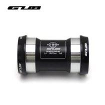 GUB 68-73mm 46*24/22mm Bicycle Bottom Bracket Parts Aluminum MTB Bike Adapter For Double Sealed Cartridge Bearing Bicicleta