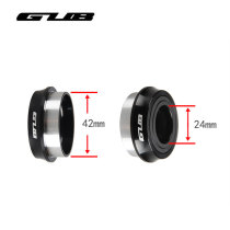 New GUB BB30AS Bicycle Bottom Bracket CNC Aluminum Alloy Axis MTB Road Bike Axis Fit For SHIMA-NO SR-AM GXP Cycling Accessories