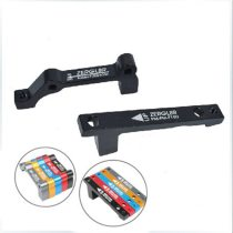 ZERGLBR Mountain Bikes Bicycles Disc Brake Adapter disc 203mm Rear F180mm F203 R180