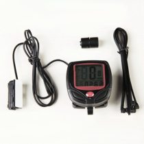 Bicycle Computer Odometer Wired Luminous Bicycle Computer Digital Speedometer Bicycle Accessories Waterproof Product