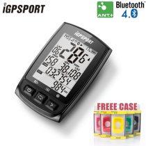 iGPSPORT[IGS50E] GPS Computer Cycling ANT+ Bike Wireless Computer Digital Speedometer Odometer Backlight IPX6 Waterproof Computer