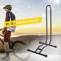 Mountain Bike Rack Parking Holder Heavy Duty L-type Bicycle Coated Steel Display Floor Rack Bike Repair Stand