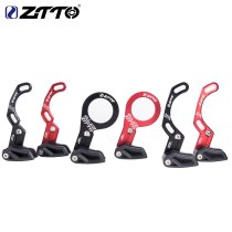 ZTTO 7075 CNC Bicycle Chain guide MTB Mountain Bike chain guide 1X System ISCG 03 ISCG 05 BB mount RED/BLACK