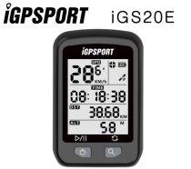 iGPSPORT iGS20E Cycling GPS Bicycle Computer Waterproof Enabled Mount holder Road/MTB Bike Price PK Edge 200 Bryton Rider310