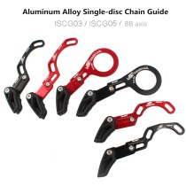 SNAIL Mountain Bike Chain Guide Single-disc chain guide ISCG 03 05 Screw Thread BB Axis Ultralight Single Disk Chains Extension
