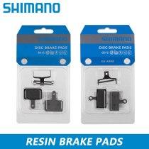 Shimano original B01S G01S MTB Resin disc brake pads for BR-M485 TX805 M445 M395 M575 M396 M525 M315 T675 T615 M985 M666 S700