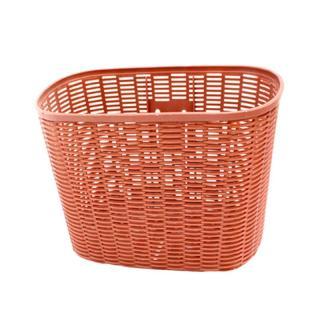 1PC Useful Fashion Pratical Convenient Basket Retro Car Basket Bicycle Supplies Bicycle Basket Plastic Basket