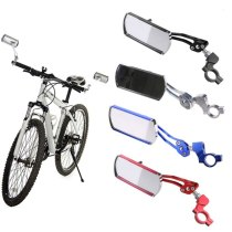 1pcs Cycling Bike Bicycle Rear View Mirror Handlebar Flexible Safety Rearview