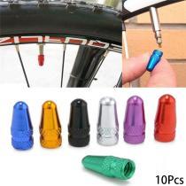 1PCS Bike Presta Valve Cap Durable Bicycle Fixie MTB Presta Wheel Rim Tyre Stem Air Valve Caps Dust Cover Cycling Accessories