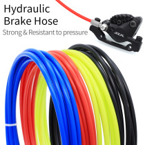 Mountain Bike Hydraulic Disc Brake Oil Tube Pipe Housing 5mm Bicycle Brake Cable Hose for Shimano SRAM 2.0x5.0mm