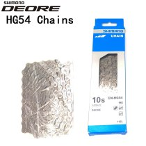 Shimano Deore HG54 10 Speed bike Chain MTB Mountain bicycle 10s chains HG-X HG-54 for deore m591 m610 m670 m6000 system