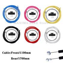 JAGWIRE Brake Line Kit MTB Road Bike Bicycle Housing Cable Hose Set Kit Brake Line Shifter For Shiman0 Sram,10Colors