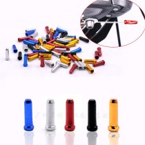 High Quality Brake Wire End Cap Cable Parts Bike Line Core Cap Cover Gear Shift Brake Bicycle Cables Parts Accessories
