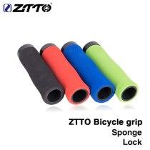 ZTTO 1 Paar spons Duurzaam Shock-Proof Antislip LOCK Grips Ergonomie ontwerp voor Mtb Vouwfiets BMX met Bar Plug AG28