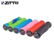 ZTTO GJBT-1  Cycling Lockable Handle Grip Push Pure Silicone Gel grip Anti slip Grips for MTB Folding Bike Handlebar bicycle parts