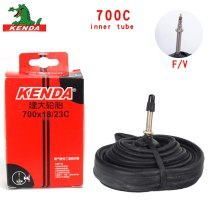 Kenda Bicycle Inner Tube 700 *18 23 25 28 32 35 43 45C French valve Cycling Mountain Bike Butyl Rubber Tire parts