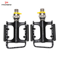 PROMEND Quick Release Bicycle Pedal Ultralight Bike Cycle Pedal Mtb Pedals Bearing Aluminium Alloy Mountain Bike Pedals