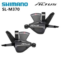 ALTUS SL M370 Thumb Shifter Left & Right MTB Mountain Bike Derailleurs 3 x 9s 27 Speed Bicycle Transmission