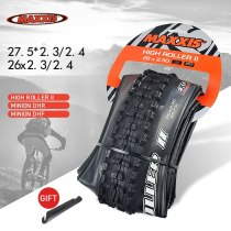MAXXIS HIGH ROLLER bicycle tire TR 26 27.5 tubeless ready 26*2.3 27.5*2.4 2.5 mountain bike tires folding tyres MINION DHF DHR
