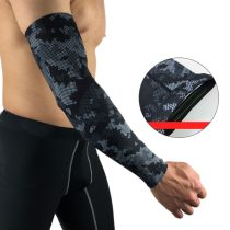 Sun Good Protection Cycling Cuff Volleyball Golf Sleeves Anti-UV Cover Hands Camouflage Camping Sports Arm Sleeve