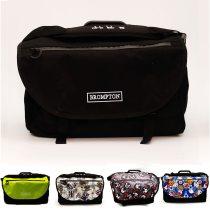 ACEOFFIX For Brompton Bag Brompton S Bag Bike Basket Bag Brompton Accessories With Frame,Carrier Block,Waterproof Cover Bag