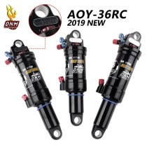 DNM  AO-38RC MTB Downhill Bike Coil Rear Shock 165/190/200/210mm Mountain bicycle Air Shock Wire ontrol/Hand Control