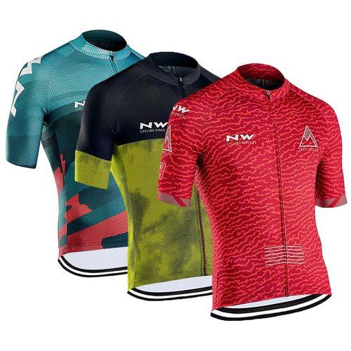 2020 NW Northwave Men/'s Cycling Jerseys Short Sleeve Bike Shirts MTB Bicycle