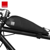 Sahoo Travel Series 122052 Mountain Road Bike Bicycle Cycling Stem Top Tube Front Frame Bag Triangle Bag Pannier Pack