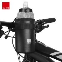 Sahoo Travel 112050 Cycling Bike Bicycle Handlebar Insulated Drink Water Bottle Bag Kettle Cooler Pack Holder Hydration Carrier