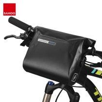 Sahoo 111361-SA Full Waterproof 3L Mountain Road Cycling Bike Bicycle Handlebar Bag Pannier Pouch Basket Dry Bag Shoulder Strap