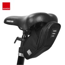 Sahoo Travel Series 132054 Mountain Road Cycling Bike Bicycle Strap-on Rear Seat Saddle Bag Tail Bag Pouch Pannier Sack Pack