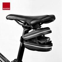 Sahoo 13875-SA Mountain Road Cycling Bike Bicycle Back Rear Tail Seat Saddle Bag Pouch Pannier Sack Wedge Pack EVA