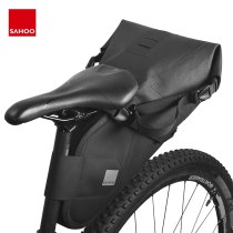 Sahoo Pro 132034 Full Waterproof 7L Dry Bag Mountain Cycling Bicycle Bike Saddle Bag Seat Tail Rear Pack Storage Pouch Carrier