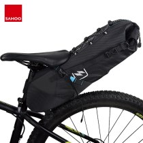 Sahoo 131372-A-SA 7L Full Waterproof Dry Bag Cycling Bicycle Bike Saddle Bag Seat Tail Rear Pack Storage Pouch Carrier Mountain