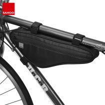 Sahoo Travel Series 122057 Mountain Road Cycling Bike Bicycle Top Tube Front Frame Triangle Bag Pouch Pannier Pouch Pack