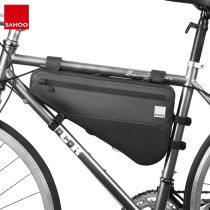 Sahoo 122044 Waterproof Cycling Road Mountain Bike Bicycle Frame Triangle Bag Pack Pannier 4L High Capacity