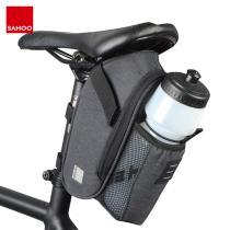 Sahoo 131464-SA Cycling Mountain Road Bike Bicycle Water Bottle Saddle Bag Tail Bag Rear Seat Wedge Pack 1.8L